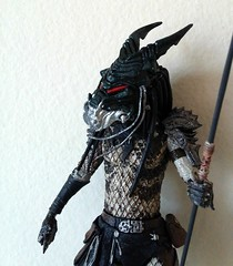 Neca Predator2 Shaman w/ Clan Leader mask (ok2la) Tags: predator shaman mask 20190413182844 neca predator2 clan leader action figure movie