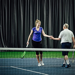 LOC tenisa halles atklāšana