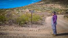 Choices, Choices (Brad Prudhon) Tags: 2018 arizona blackhillsbyway march safford unclephil landscape