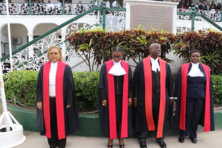 Opening of Supreme Court