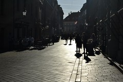 2018-10-05: Dark Figures (psyxjaw) Tags: bratislava slovakia central europe trip holiday friday october sun autumn
