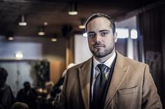 5V6A1891_red (Eivind Nielsen) Tags: dåp frakk skjorte slips dress åkrehamn karmøy