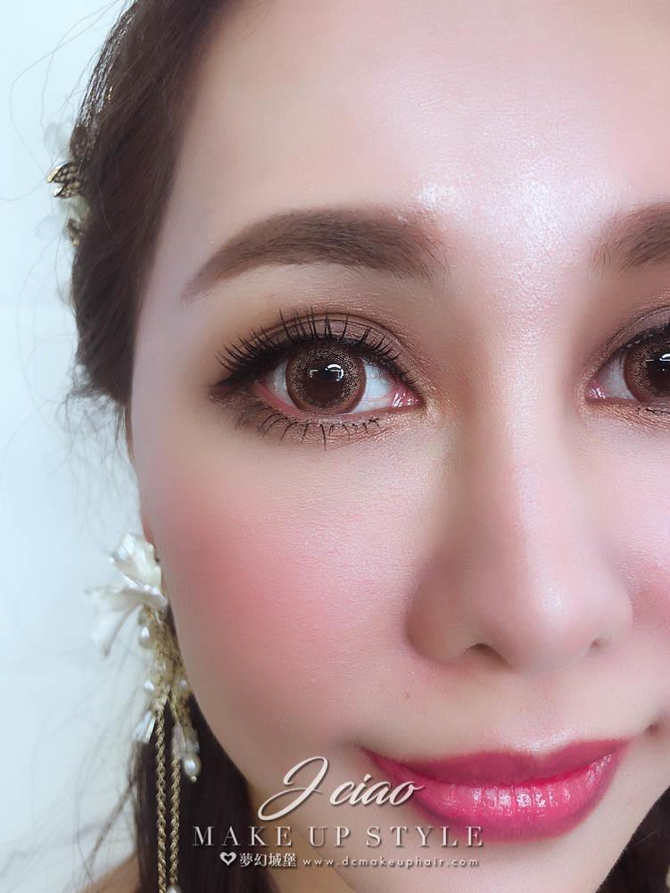 【新秘妍庭】新娘造型創作 / 歐式柔美