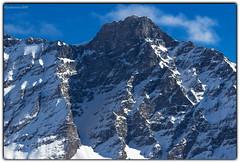 Le Pleureur depuis la cabane Brunet - Valais - Suisse (jamesreed68) Tags: forêts neige cold hiver winter alpes alps mountain tavé pleureur suisse valais brunet paysage nature schweiz swiss switzerland ciel montagne