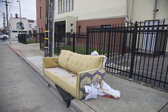 I See Who You Really Are (Generik11) Tags: furniture abandoned freesofa sofafree tgisfw architecture thetown eastbay oakland