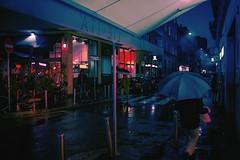 The colors of the night (giacomo_sannipoli) Tags: nightphotography night rain rainphotography milano storytelling persone cinematography filmphotography cinema cinematic film streetphoto streetphotography street strada colors luci pioggia