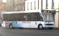 Borders Buses 10701 MX07 NTU (18/02/2019) (CYule Buses) Tags: serviceb2 bordersbuses wcm westcoastmotors solo optare optaresolo mx07ntu 10701