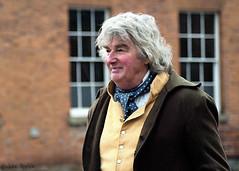 In period costume (Row 17) Tags: uk unitedkingdom gb greatbritain england britain shropshire nationaltrust people man men reenactor costume costumes historic