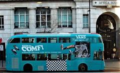 Metroline LT751 on route 91 Holborn 24/02/19. (Ledlon89) Tags: bus buses london tfl transport metroline londonbus londonbuses holborn kingsway transportforlondon abelliolondon londoncentral
