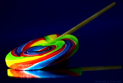 Lollypop Lollypop (Ronnie Gaye) Tags: lollypop sweet candy colours spirals