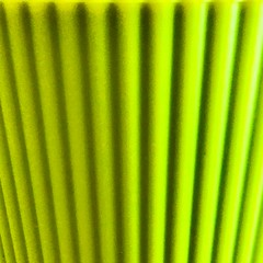 What is it? (flowergirlaaa) Tags: reusable useful ribs ribbing green hmm whatisit macromondays silicone cup insulation ribbed