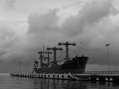 General cargo vessel 'Yavuz Sultan Selim', Sinop harbour, Black Sea, Turkey (Steve Hobson) Tags: sinop black sea turkey ship yavuz sultan selim