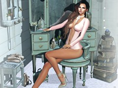 ♥ (♛Lolita♔Model-Blogger) Tags: lolitaparagorn dahlia kaithleens gos thearcade iconic blog blogger beauty blogs bodymesh bento