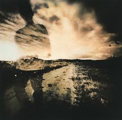 Go My Own Way (micalngelo) Tags: analog filmphoto alternativeprocess alternativephotography lithportrait lithprint lithprocess lomography lomojunkie moerschlith pinhole realitysosubtlepinhole toycamera toycameraphotography