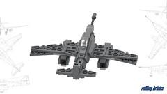 Messerschmitt ME 262A-1A/U4 on Stand (Rolling bricks) Tags: lego wwii worldwar messerschmitt fighter me262 me 262 luftwaffe airforce ww2 microscale deutschland airplane aircraft militaryaircraft army aviation militaryaviation military jet jetplane jetfighter