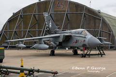 TORNADO-GR4-ZG771-8-3-19-RAF-MARHAM-(2) (Benn P George Photography) Tags: rafmarham 8319 bennpgeorgephotography tornadofinale enthusiastsday tornado gr4 zg771 19162016 marham100 gr1 za407 gateguard raf100 panavia benngeorge nikond7100 nikon18105vr nikon24120vr royalairforce raf tonka mightyfin 9sqn 31sqn batman goldstars