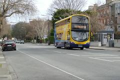 SG 19 Pembroke Road 23/03/19 (Csalem's Lot) Tags: dublin bus dublinbus sg wrightsgemini3 b5tl volvo 18 sg19 pembrokeroad