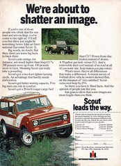 1978 Internatioal Harvester Scout II Traveler Terra Pickup Diesel Towing SS II USA Original Magazine Advertisement (Darren Marlow) Tags: 1 7 8 9 19 78 1978 i internatioal h harvester s scout ii t traveler terra p pickup d diesel towing ss c car cool collectible collectors classic a automobile v vehicle u us usa united states american america 70s
