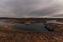 Lake Powell (CraDorPhoto) Tags: canon5dsr landscape winter nature outdoors cloudy usa arizona lake water lakepowell