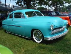 1950 Mercury Coupe (splattergraphics) Tags: 1950 mercury coupe customcar carshow nsra streetrodnationalseast yorkexpocenter yorkpa