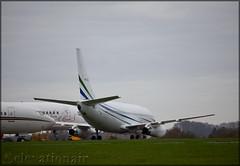 VP-CAQ Boeing 737-2V6 Jet Connections Ltd. (elevationair ✈) Tags: eghl qla lasham lashamairfield uk unitedkingdom england airplane plane aircraft parked avgeek aviation boeing 737 732 boeing7372v6 jetconnectionsltd vpcaq