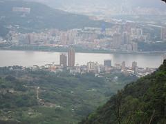 IMG_5914 (kenner116) Tags: 台灣 taiwan 新北 newtaipei 觀音山 guanyinshan guanyinmountain 淡水河 danshuiriver tamsuiriver