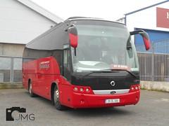 Iveco Bealus Cygnus (JMG Vehicle Pics) Tags: iveco bealus cygnus northwestbusways redcastle 09dl506 bus coach donegal