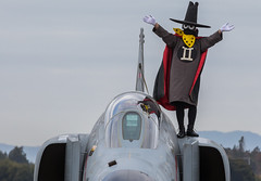 JASDF F-4EJ Kai Phantom (Rami Khanna-Prade) Tags: jasdf japan ibaraki avgeeks military fighterjet airshow militaryaviation phantomphinale phantompharewell phinalphlight phantom spook smokin retirement mcdonnelldouglas f4ejkai f4ej 第302飛行隊 hyakuri