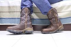 IMG_4959_1 (P. Wog) Tags: cowboy boots boot socks sock dead death die deadbody whitesock whitesocks choke strangle murder foot shoesoff bootsoff feet shoeless kill corpse gay bl