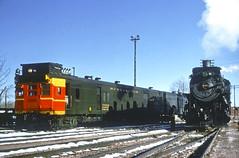 CB&Q PMC 9768 (Chuck Zeiler 52) Tags: cbq pmc 9768 burlington railroad passengermotorcar cheyenne train alchione chz