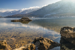 Bohinjsko jezero (manuel.thaler) Tags: lake idyllic standing water bohinj bohinjsko jezero slovenia
