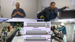 الدرس السادس خطوات تنفيذ الخرسانة سابقة الإجهاد Method of statement of prestressed concrete (trustonearabs) Tags: اخبار الهندسة هندسة مدنية