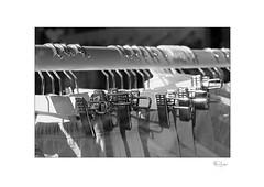 Hangers (radspix) Tags: yashica 230af kyocera af 2885mm f3545 ilford fp4 plus pmk pyro