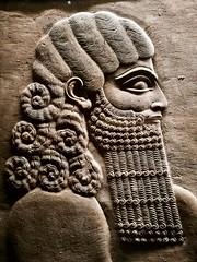 London 2018 – British Museum – Lahmu (Michiel2005) Tags: ashurbanipal bm britishmuseum museum assyria relief reliëf beard baard lahmu england engeland grootbrittannië greatbritain britain uk vk unitedkingdom verenigdkoninkrijk london londen
