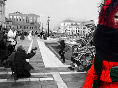 Taking the picture (Izzy's Curiosity Cabinet) Tags: venezia venise carnavale carnaval