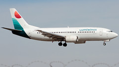 Lumiwings, Boeing 737 > SX-LWA - BLQ/LIPE 16.03.2019 (Ernesto Imperato - Firenze (Italia)) Tags: lumiwings ernest tirana albania boeing boeing737 737 sxlwa bologna marconi blq lipe borgopanigale canon eos 7d
