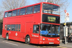 20190227 - 3283 - Stagecoach East London - Alexander ALX400 Dennis Trident - No 18270 - Route 158 - High Road Leyton (by LUL Station) - Leyton (Paul A Weston) Tags: stagecoach stagecoacheastlondon alexanderalx400dennistrident 18270 route158 highroadleytonbylulstation leyton
