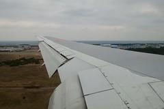 小松空港 着陸 (yuki_alm_misa) Tags: boeing b767300er kmq 小松空港 b767 plane airplane aeroplane 飛行機 小松飛行場 komatsuairport komatsu