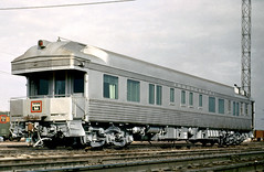 CB&Q Office Car 100 (Chuck Zeiler 52) Tags: cbq office car 100 railroad passenger business burlington denver train alchione chz