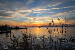Sunset over Lake Washington (Michael Seeley) Tags: canon florida lakewashington melbourne michaelseeley sunset mikeseeley