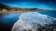 City of Cayucos Coastal  Beach (CDay DaytimeStudios w /1 Million views) Tags: beach ca california cayucos city coastline highway1 ocean pacificcoast pacificcoasthighway pacificocean sunset water wave