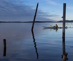 Enjoying the tranquility (Per-Karlsson) Tags: cayak sea seascape seacayaker tranquility peaceful bohuslän sweden scandinavia outdoor