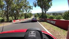 IMG_6295 (andrew edgar .......) Tags: mx5 car club zoom bathurst 30th anniversary lunch mount panorama mazda australia sunny day race track convertible nsw rsl rydges sky blue mcphillamy park scenic na nb nc nd conrod