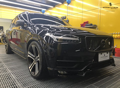 PremierEdition CS5 - Volvo XC90 (PREMIER EDITION LONDON) Tags: premieredition volvo volvoxc90 xc90 4x4 suv luxury tuning wheels jantes felgen felgi london luxurycars fftech cs5 taiwan pirelli