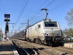 E 37525 et fret (SylvainBouard) Tags: railway e37500 train