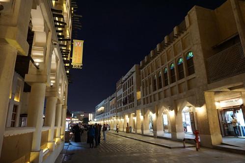 Souq Waqif - Doha, Qatar