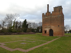 UK - Hertfordshire - Near Hoddesdon - Rye House Gatehouse (JulesFoto) Tags: uk england ramblers capitalwalkers hertfordshire hoddesdon ryehousegatehouse