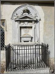 Memorial at Badley Historical St. Marys Church Suffolk (Alan B Thompson) Tags: 2019 feb church building old suffolk lumix fz82 picassa