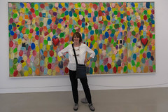 Sue and Hard Hearts by Jim Dine, Museum of Modern and Contemporary Art, MAMAC, Nice (Peter Cook UK) Tags: hard france art collage hearts south mamac dazur cote modern dine museum painting jim gallery 2019 contemporary nice