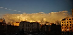 20190318_180910 (2) (kriD1973) Tags: europa europe italia italy italien italie lombardia lombardei lombardie milano milan mailand nuvole nuages clouds wolken